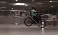 Чешские ученые разработали летающий велосипед