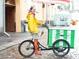 Турбюро на велосипеде