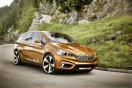 BMW презентовала машину для велосипедистов