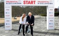 В Лондоне прошел крупнейший велофестиваль