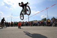 Первый музыкальный  велофестиваль в Киеве
