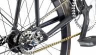 Система ременной передачи для велосипеда