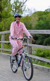 Велопарад в пижамах пройдет в Киеве