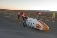 новый рекорд скорости езды на велосипеде - 133,78