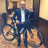 Мэр Харькова купил велосипед за 12000 долларов