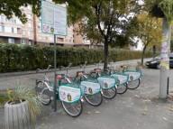 В Киеве запустили велосипедный прокат
