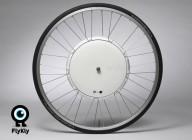 Велосипед с умным колесом FlyKly