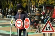 Велопарк для детей открыли в Кривом Роге