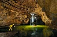 Пещера с собственными облаками