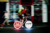 Белорусы научили велосипед показывать видео