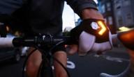 Перчатки для велосипедистов с индикацией манёвров