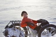 Попытка покорить Южный полюс на велотрайке