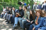 В Киеве погиб защитник харьковского Парка Горького