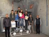 Чемпионат Украины по скалолазанию среди студентов