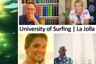 Университет серфинга откроют в Калифорнии