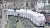 Укрзализныця сняла поезда Hyundai с рейсов