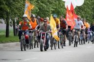 В Одессе пройдет велопробег Критическая масса