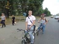 Водители и велосипедисты объединятся для безопасности
