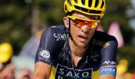Контадор покидает Тур де Франс