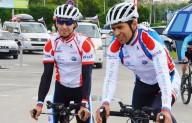 9000 километров на велосипеде за 14 дней