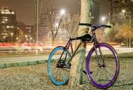Странные приспособления против угона велосипеда