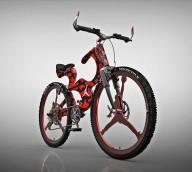 Велосипед для фанатов баскетбола
