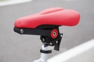 Защита от угона велосипеда седлом