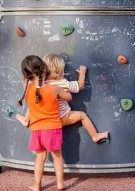 Скалолазная система для ребенка в 2,5 года