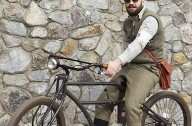 Вело ретро Круиз в Киеве