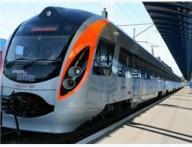 Новый скоростной поезд Харьков - Львов