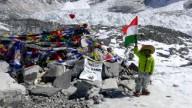 Мировой рекорд от 5и летного альпиниста