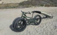 Велосипед для езды по песку