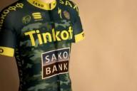 Презентация официальной формы команды Tinkoff-Saxo