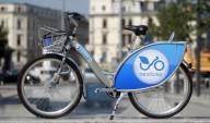 Первая в Украине система муниципального проката велосипедов