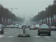 Париж станет почти пешеходным городом