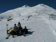 Ежегодная зимняя молодежная альпиниада на Эльбрусе