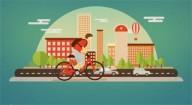 Стратегия развития велосипедной и пешеходной инфраструктуры