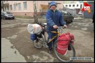 72-летний велосипедист, не успел завершить марафон
