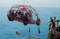 Подводный Volkswagen для дайвинга.