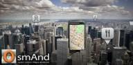 OsmAnd+ навигация для андроид смартфона.