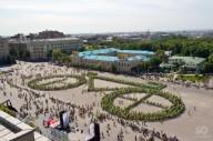 Харьков установил рекорд на Велодне