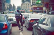 Велокурьеры уже в Харькове