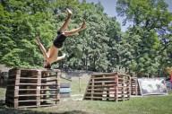 Фестиваль экстремальных видов спорта во Львове
