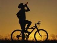 Алкогольный рекорд велосипедиста