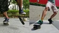 Фрилайн скейты: встречайте на улицах ваших городов