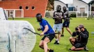 Archery Attack - новый вид спортивного веселья!
