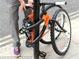 """Невероятный """"сгибающийся велосипед"""""""
