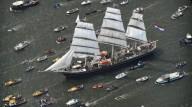 SAIL Amsterdam - фестиваль парусных судов