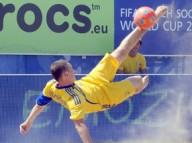 Сборная Украины по пляжному футболу едет в Дубаи.