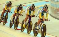 Чемпионат Украины по велоспорту на треке во Львове